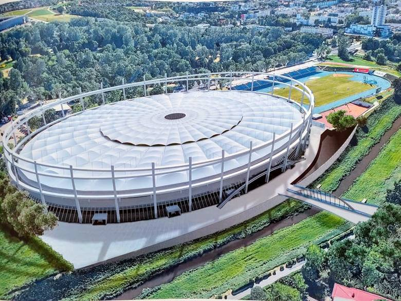 Kolejne miasto już niedługo będzie mogło pochwalić się nowym stadionem żużlowym. Tym razem mowa o Lublinie, który może przebić nawet Toruń - nowy obiekt
