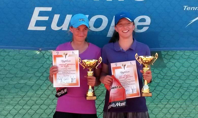 Iga Świątek, triumfatorka French Open w przeszłości grała w Radomiu. Wygrała w 2014 roku Tenis Europe Cup na dawnych kortach Radomiaka. Była wówczas