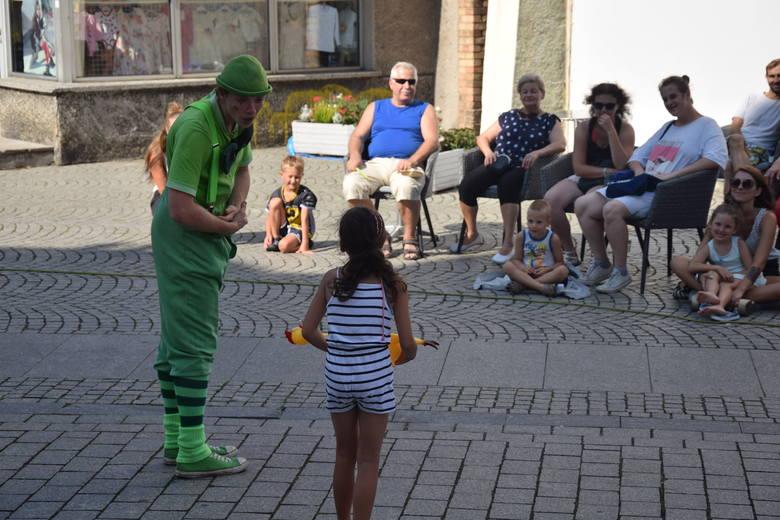XXIII Międzynarodowy Festiwal Sztuki Ulicznej BuskerBus 2019 - Zielona Góra - 31 sierpnia 2019