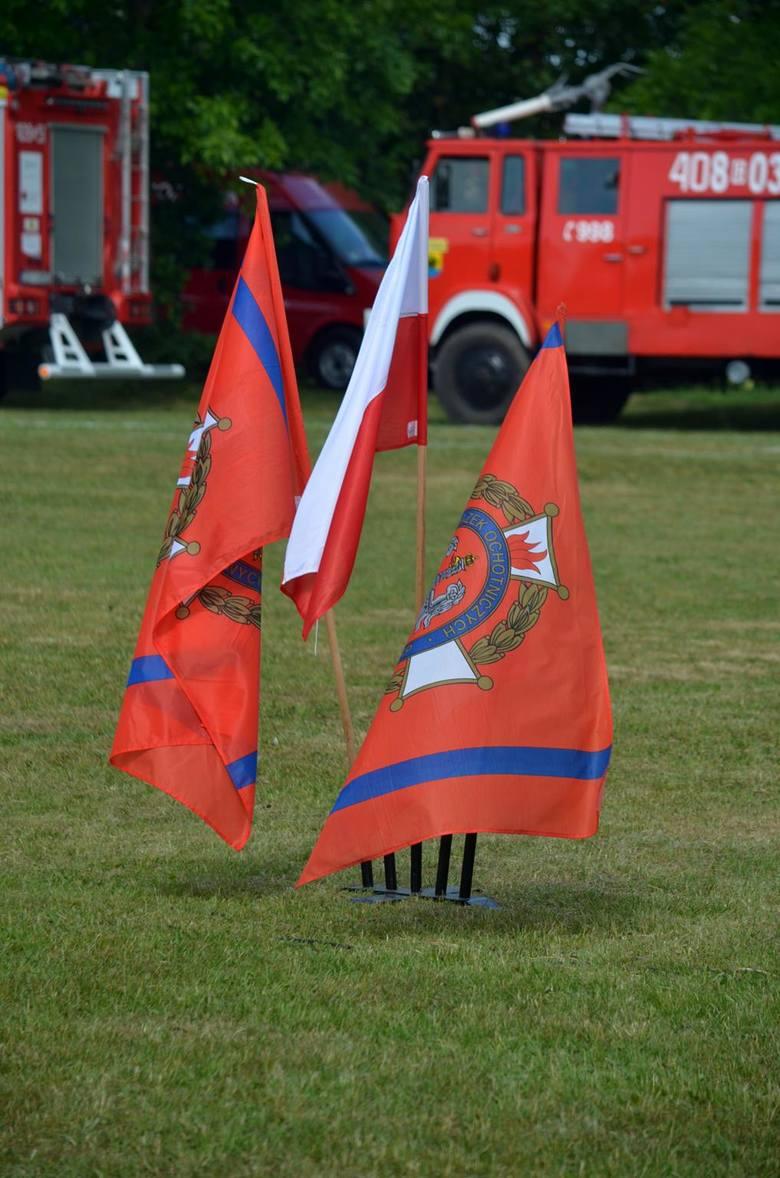 Powiat bytowski. Gminne Zawody Młodzieżowych Drużyn Pożarniczych (zdjęcia)