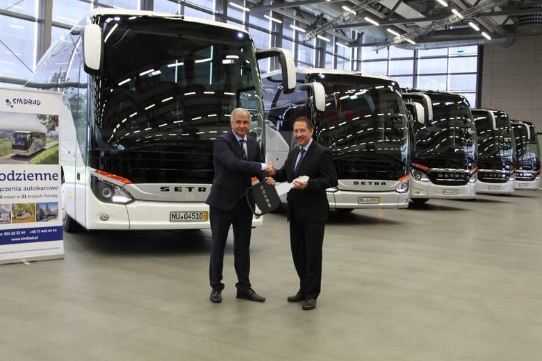 Opolski Sindbad kupił 26 autobusów za 40 milionów złotych40 milionów złotych zapłaci opolski Sindbad za 26 nowych autobusów. 16 pojazdów zasili tabor,