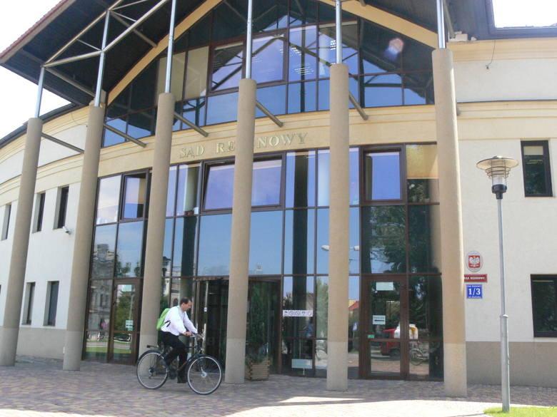 Za dwa tygodnie wnioskiem o dobrowolne poddanie się karze zajmie się Sąd Rejonowy w Łowiczu