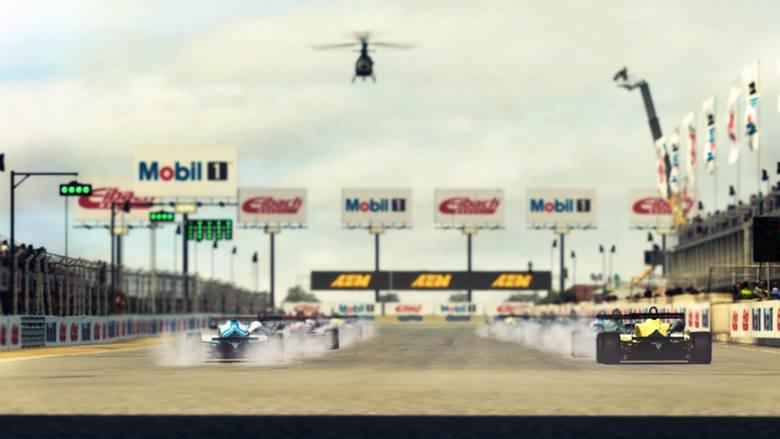 GRID AutosportGRID Autosport: Premiera dla dobrych kierowców (wideo)