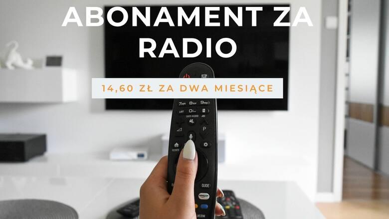 Tyle będzie wynosił abonament RTV w 2022 roku - nowe stawki. To musisz wiedzieć!