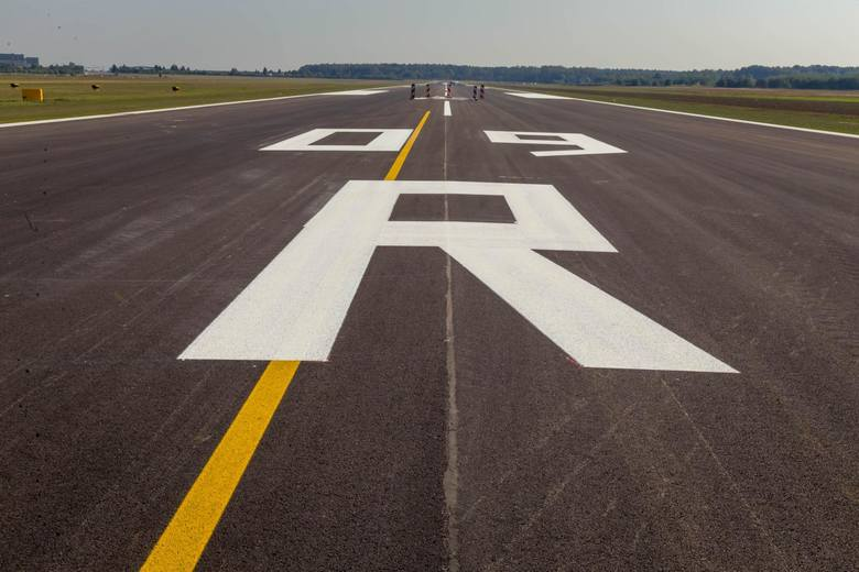 Na lotnisku Krywlany w Białymstoku prace budowlane już się zakończyły. Teraz obiektem zajmie się Urząd Lotnictwa Cywilnego. To on zdecyduje, kiedy wylądują