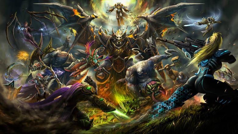 Choć gatunek MOBA powstał głównie dzięki modom do Warcrafta, Blizzard przespał okres, w którym mógłby zostać monopolistą w tym gatunku gier wideo. Heroes