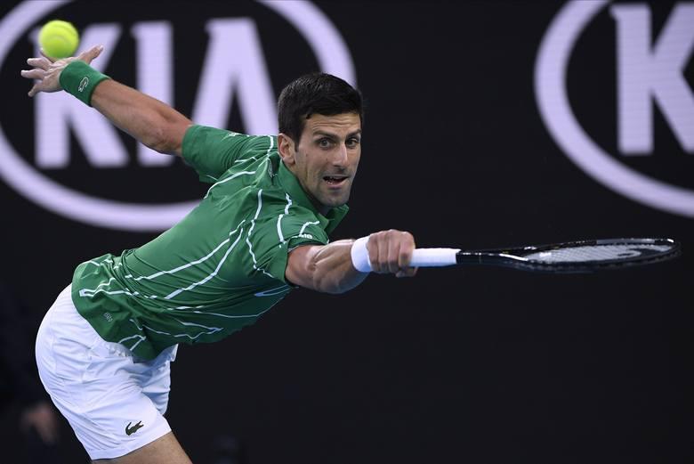 Australian Open 2020. Novak Djoković w półfinale, czas na jubileusz z Federerem