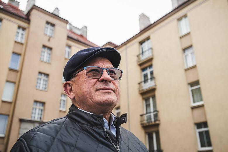 Jestem pewien, że z okna tego domu przy dawnych Czerwonych Kosynierów 67 w czwartek, 17 grudnia 1980 roku, padł strzał - mówi Tadeusz Kul, gdyński wynalazca
