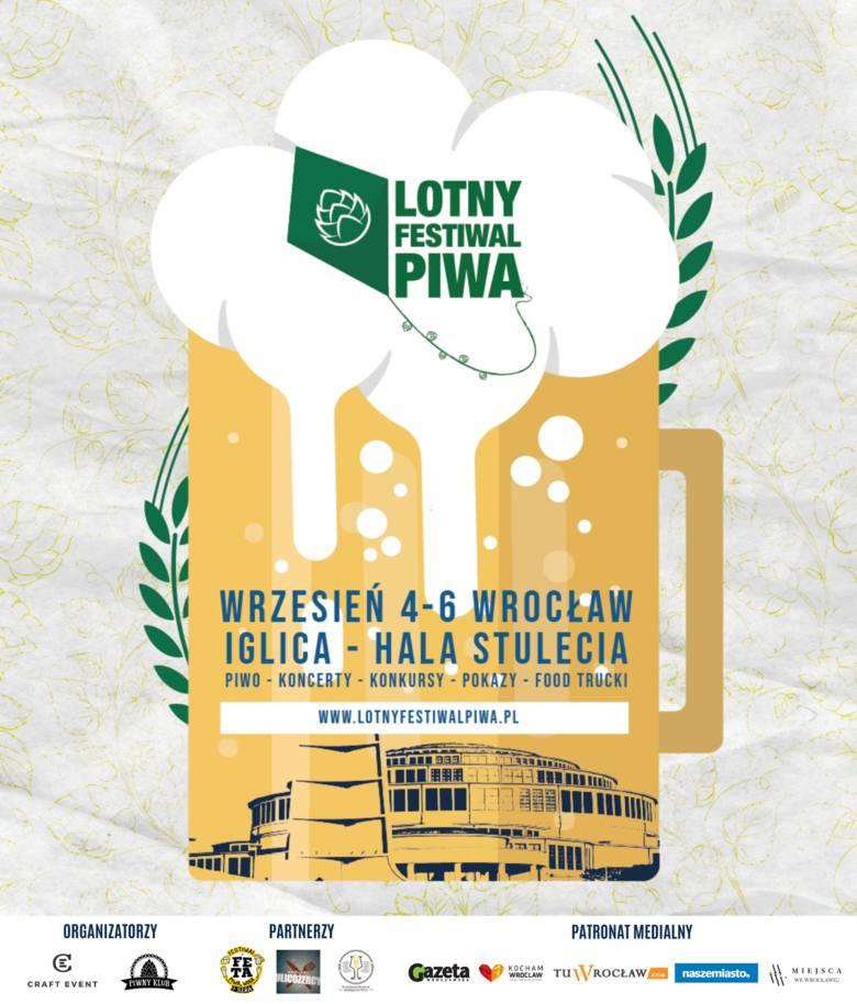 2. Wrocławski Lotny Festiwal Piwa już 4-6 września!