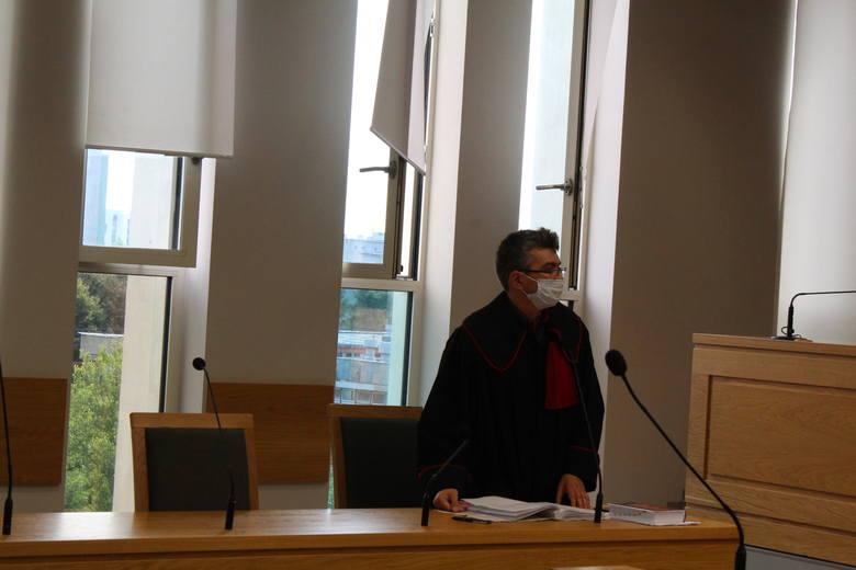Prokurator Tomasz Dudek