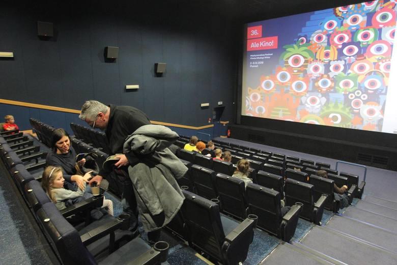02.12.2018 poznan gd ale kino miedzynarodowy festiwal filmow  mlodego widza. glos wielkopolski. fot. grzegorz dembinski/polska press