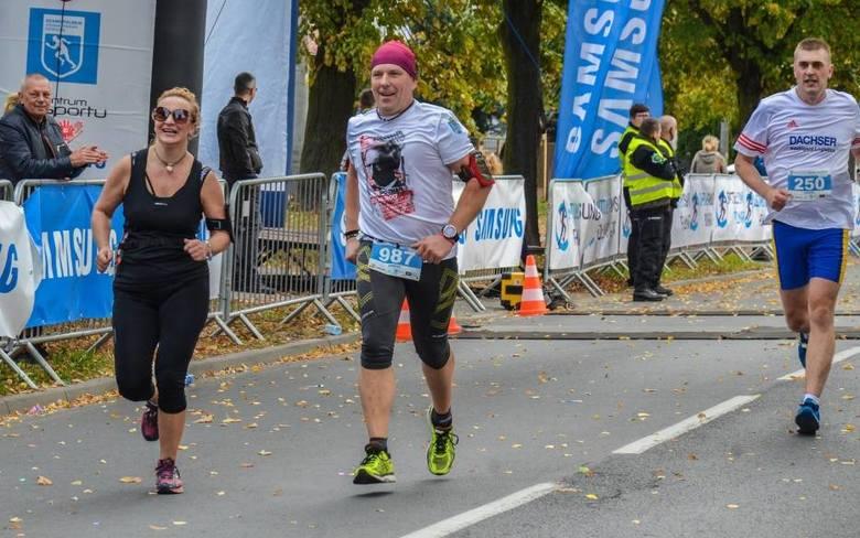 Ci, którzy uczestniczą w szamotulskim półmaratonie rzadko kończą bieg w minorowych nastrojach. Zazwyczaj mają powody do radości i to nie tylko dlatego,