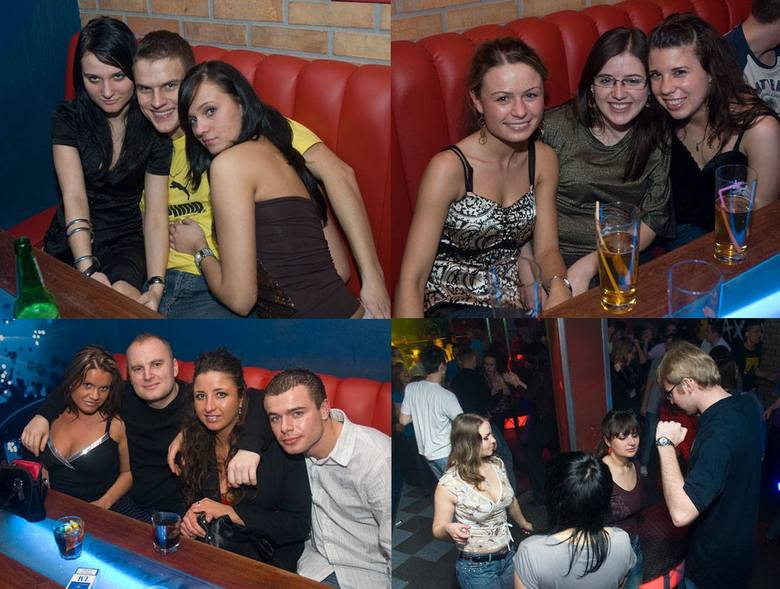 Oto archiwalne zdjęcia z jednej imprez w klubie Bajka w Mielnie. Jak bawili się studenci w 2008 roku? Sprawdźcie!Zobacz także: Koszalin: koncert Krzysztofa
