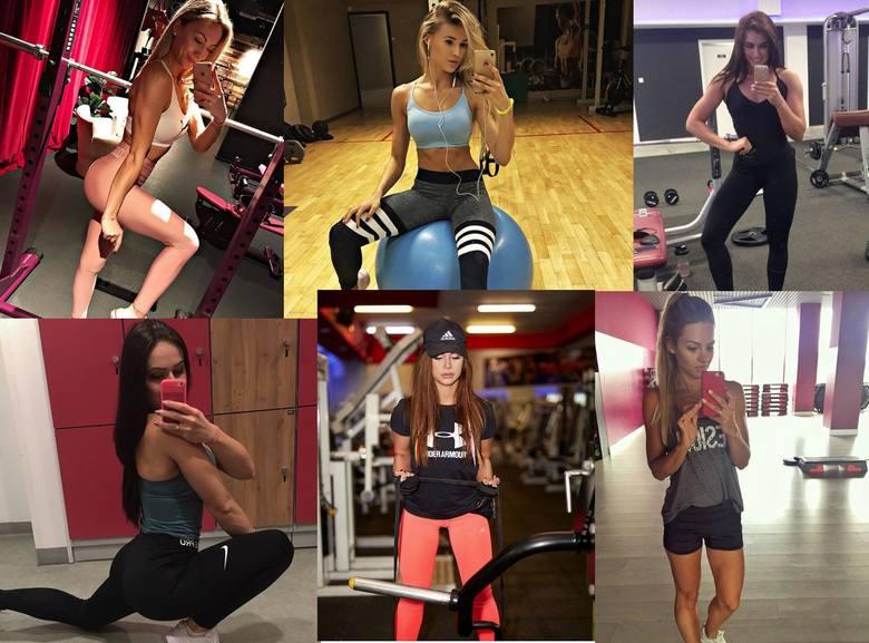 Kto odwiedza nasze siłownie? Zobaczcie piękne i wysportowane dziewczyny z regionu.