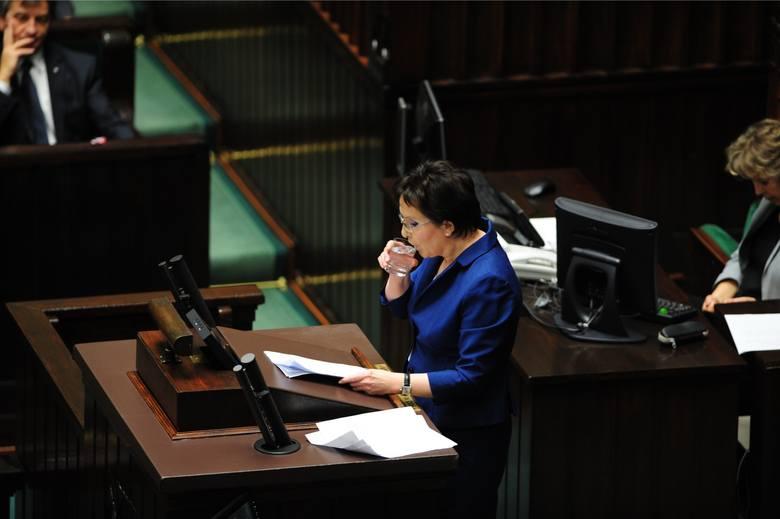 Ewa Kopacz doskonale wie, że odzyskanie zaufania zmęczonych wyborców wcale nie będzie łatwym zadaniem