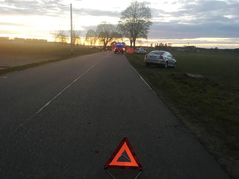 Wypadek w Jazgarce, 26.04.2020
