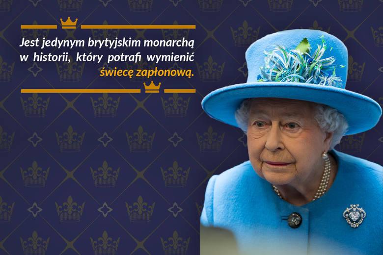 Królowa posiada także nieprzeciętne umiejętności.