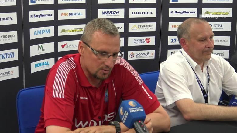 3 liga. Po meczu ze Stalą Rzeszów trener Podhala Nowy Targ, Dariusz Mrózek przyznaje, że w jego drużynie jest niedosyt
