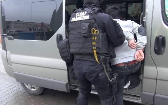 Warszawa. Straż graniczna rozbiła mafię przemytników ludzi (zdjęcia, wideo)