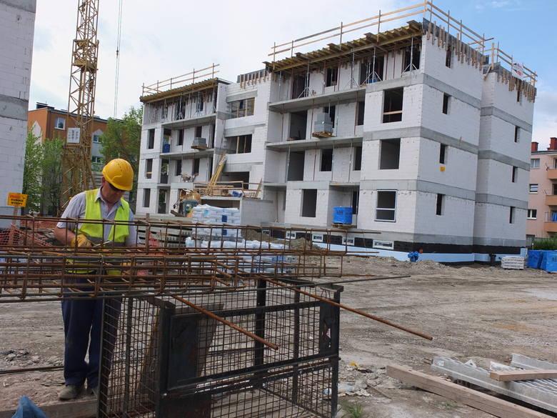 Budowa osiedla dla seniorów.