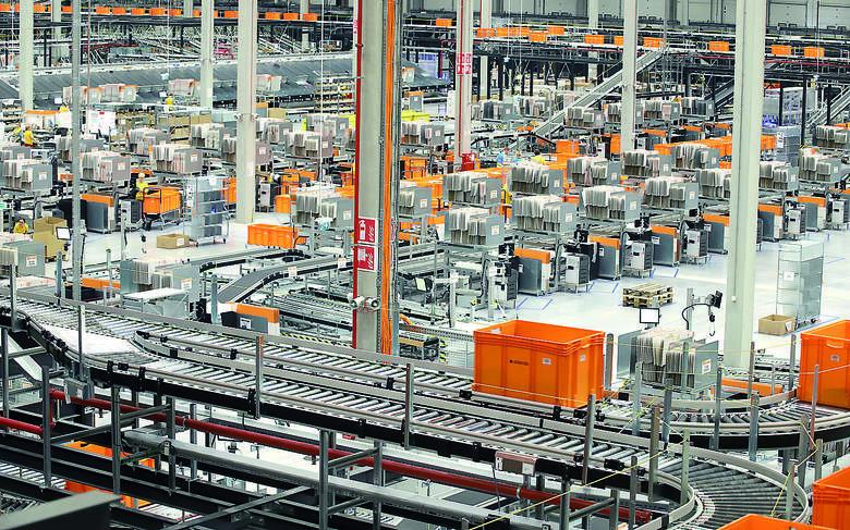 Z Głuchowa do Niemiec, Czech i Austrii, czyli gigantyczne centrum logistyczne powstało pod Łodzią