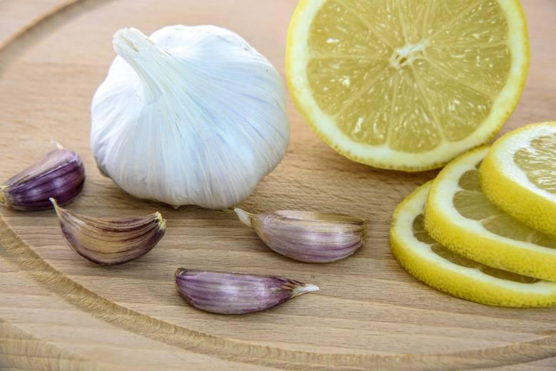 Czosnek na przeziębienie i katar