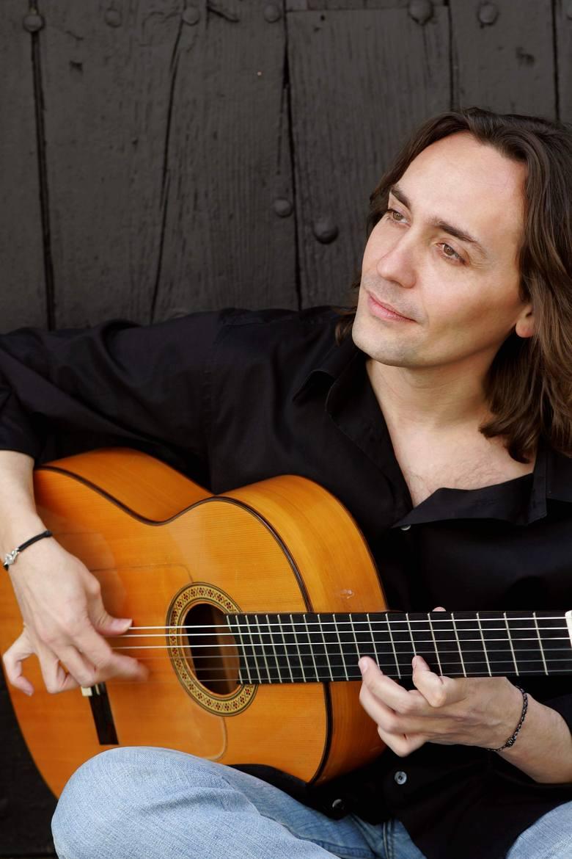 Koncert Vicente Amigo ma być najważniejszym wydarzeniem tegorocznej Akademii Gitary.