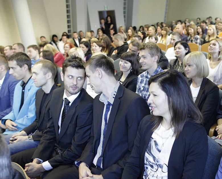 Złoci siatkarze studiują w Opolu. Dziś rozpoczęli nowy rok akademicki