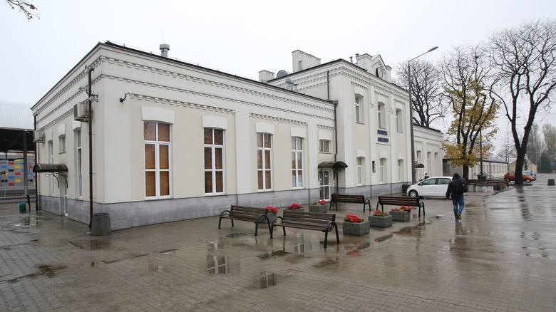 Na dworcu Łódź Widzew doszło do pobicia bezdomnego