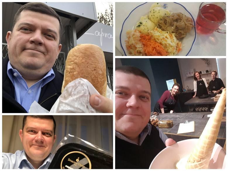 - Gorzów to miasto ze smakiem - pisze prezydent Jacek Wójcicki. Sprawdźcie, jakie przysmaki poleca