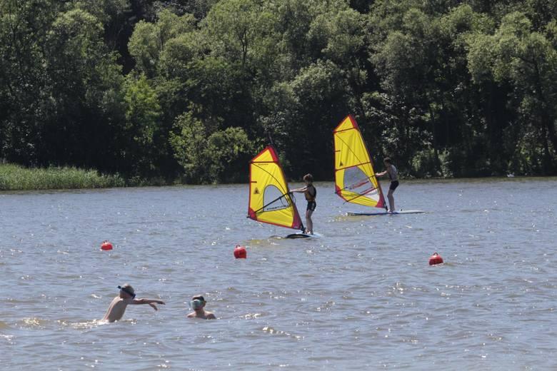 Jezioro Ślesińskie wśród najpiękniejszych w Wielkopolsce