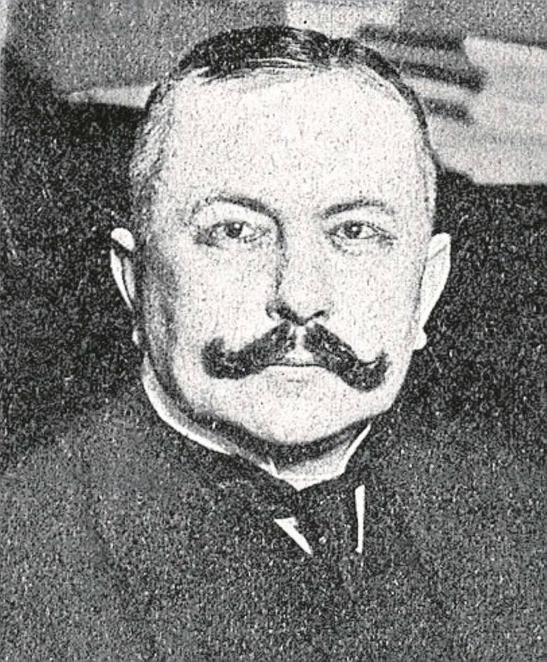 Juliusz Leo. Prezydent Krakowa w latach  1904-1918. Twórca tzw. wielkiego Krakowa
