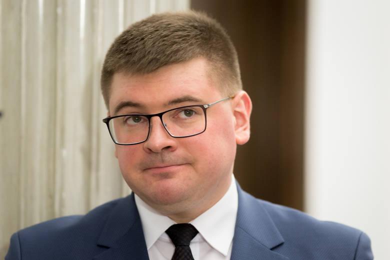 Tomasz Rzymkowski startuje z Warszawy.
