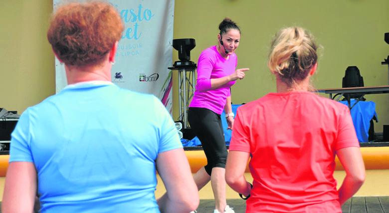 Świnoujście: Taniec, fitness, rozmowy, make up, gotowanie, to właśnie Miasto Kobiet
