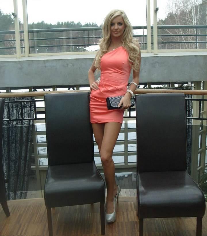 Monika Strońska z Kluczborka w finale konkursu Foto Models Poland 2012