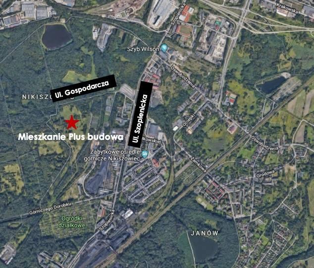 Osiedle Nowy Nikiszowiec w Katowicach fo flagowy przykład programu Mieszkanie Plus