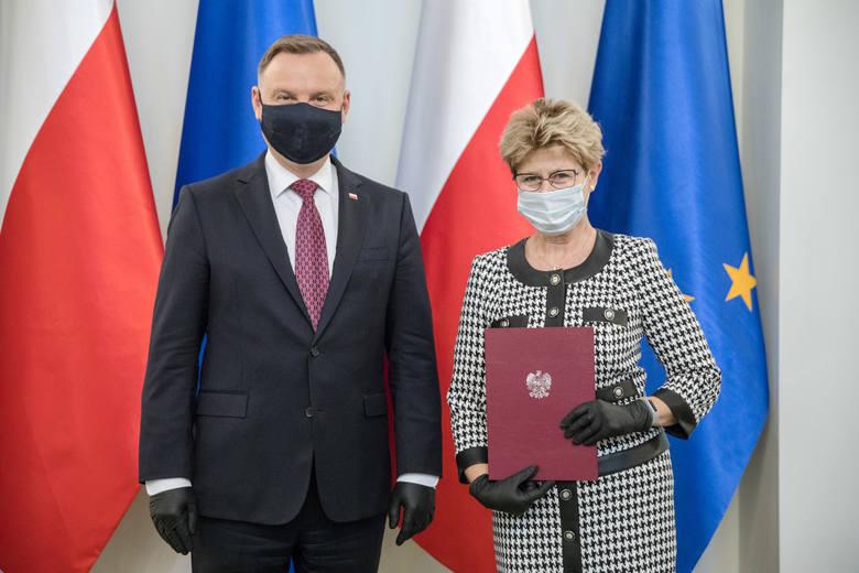 Nowa Profesor na Politechnice Świętokrzyskiej