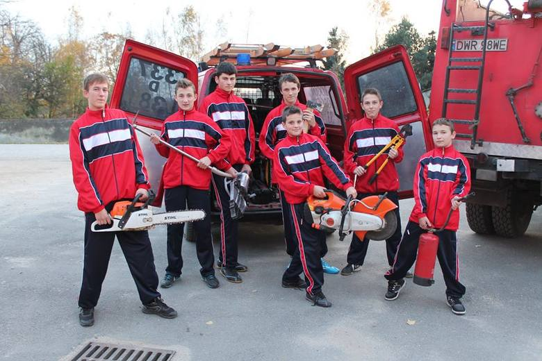 Ochotnicza Straż Pożarna w Rogowie Sobóckim