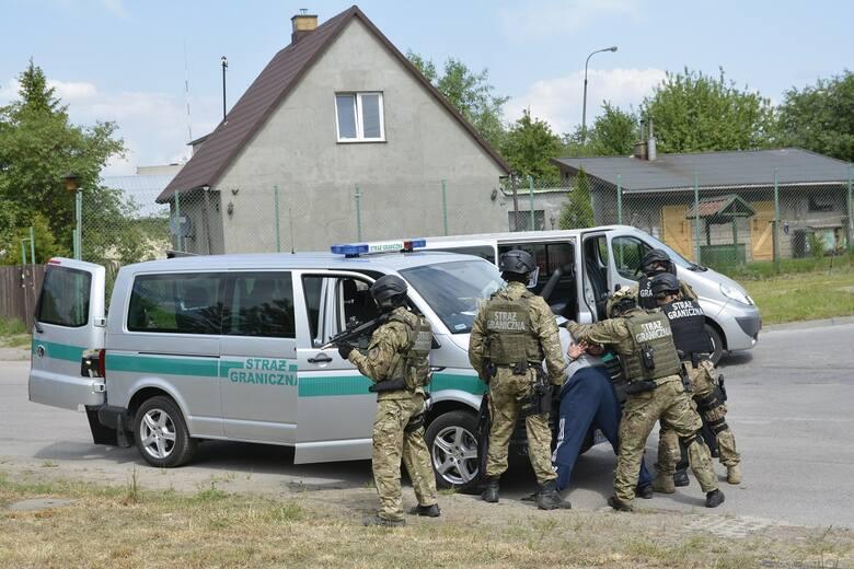 Podlaski Oddział Straży Granicznej w Białymstoku prowadzi nabór do służby