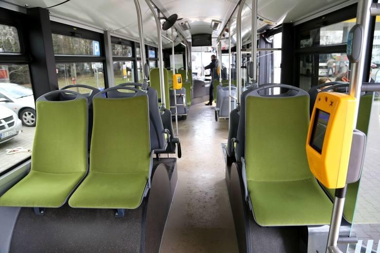 Białystok. Testują nowy autobus. Elektryczny (zdjęcia)