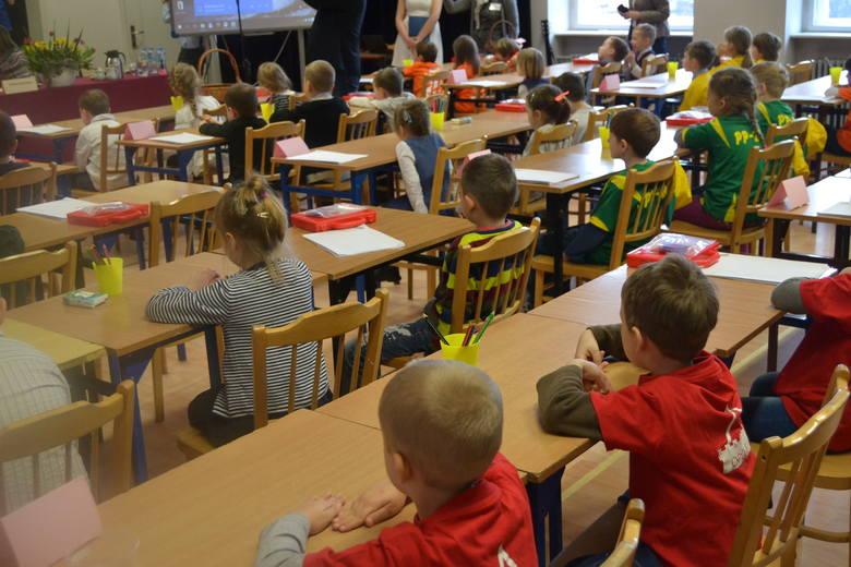 Opolskie przedszkolaki kochają matematykę