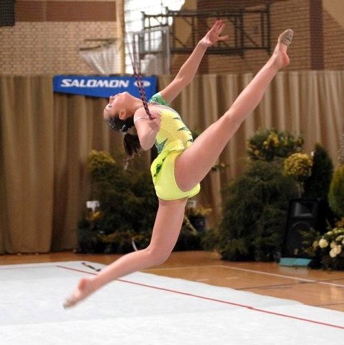 Anna Zdun z Kusego Szczecin wystartuje w Baku jako jedna z zaledwie dwóch seniorek.