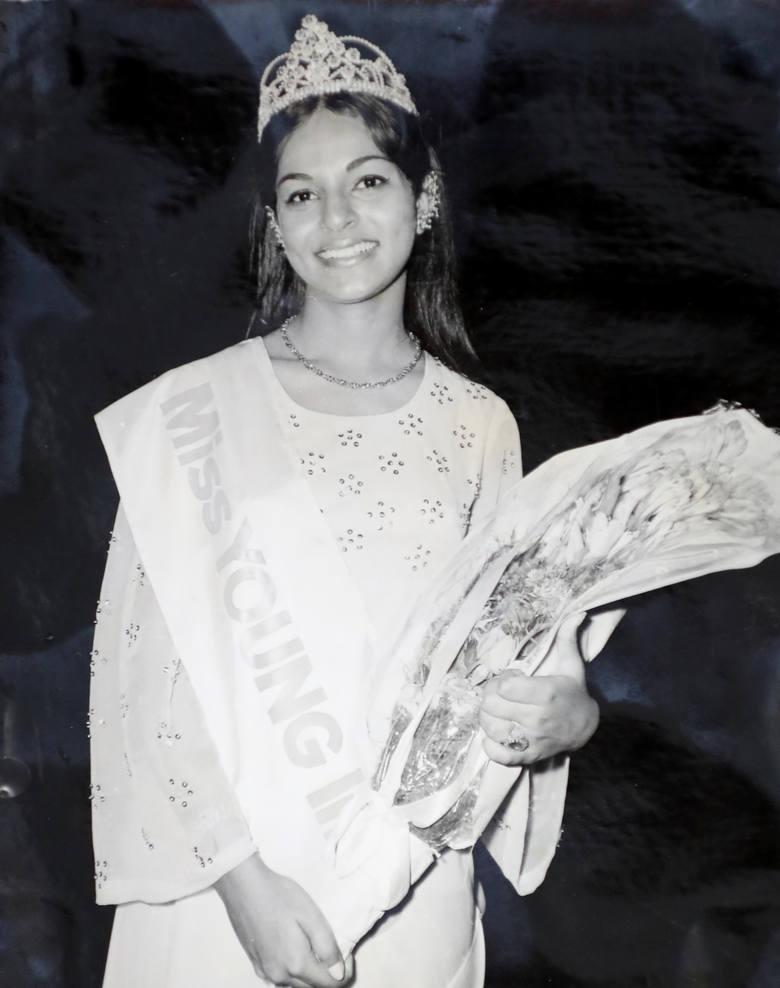 18-letnia Anita tuż po koronacji
