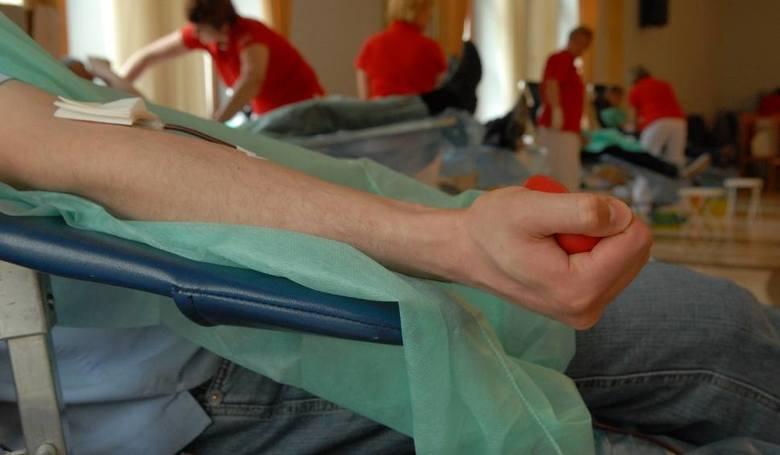 Terenowe akcje poboru krwi w woj. lubelskim. Sprawdź, gdzie oddać krew w najbliższym tygodniu