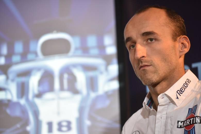 Robert Kubica zamieni bolid Formuły 1 na... rower. Kierowca Williamsa weźmie udział w maratonie kolarskim w Dolomitach [WIDEO]