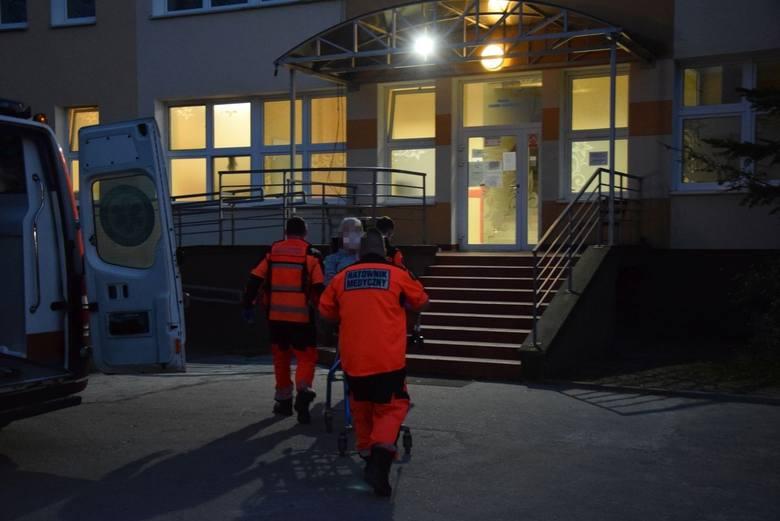 W zielonogórskim szpitalu leży 4-latek zakażony koronawirusem. Jego babcia ukryła przed lekarzami, że matka chłopca wróciła z Niemiec i miała objawy