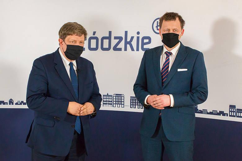 Deklarację o powrocie do konsultowania przebiegu południowego tunelu KDP w Łodzi, prezes CPK Mikołaj Wild złożył podczas czwartkowego spotkania z marszałkiem