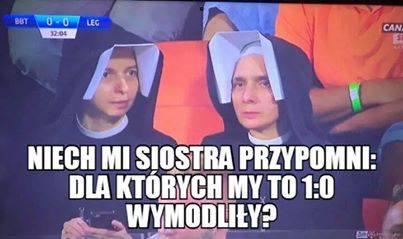 Memy o 4. kolejce Ekstraklasy: Tęsknota za Ljuboją, kot poczuł się jak lew [GALERIA]