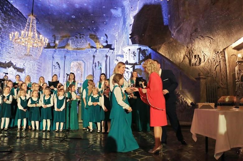 Wieliczka. Chór Ziarenko świętuje srebrny jubileusz [ZDJĘCIA]