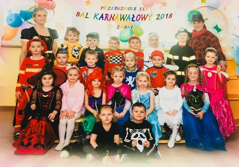 Grupa Żabki, Przedszkole Niepubliczne ELF, Bydgoszcz